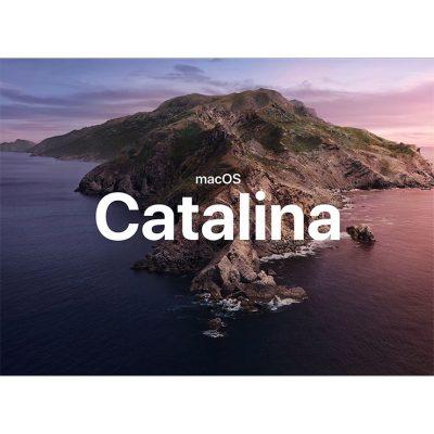 macOS Catalina-10.15.4