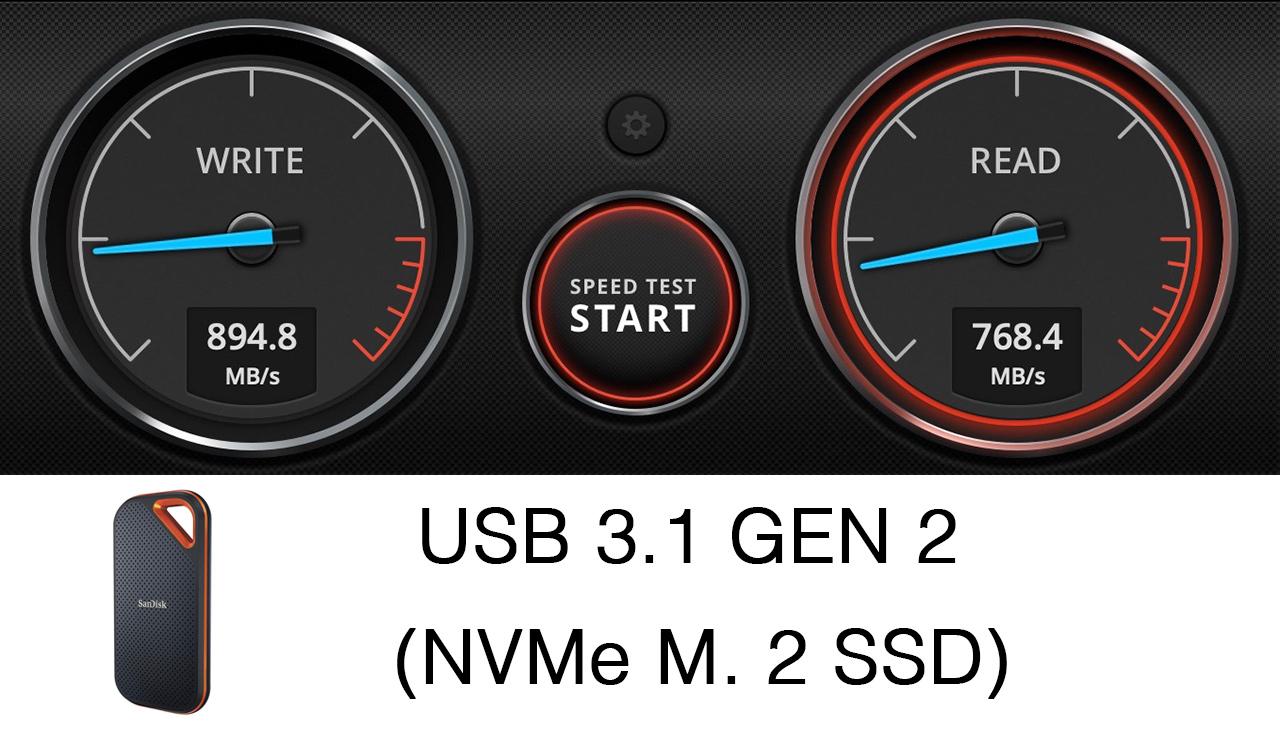 USB.3.1 SSD