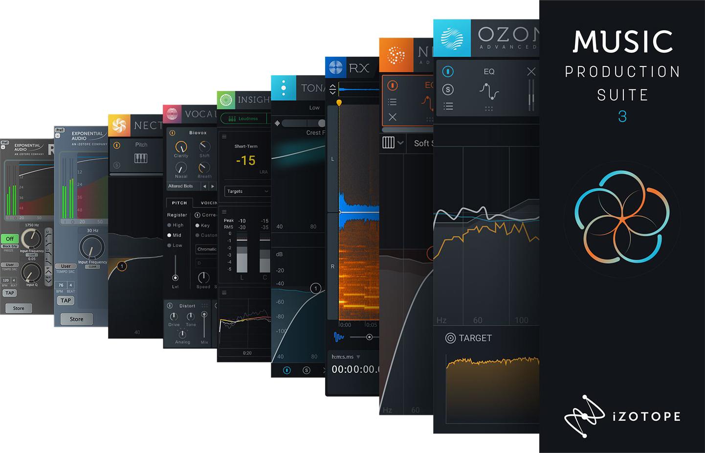 【最大68%OFF】iZotope Music Production Suite 3 がアップグレードセール中!