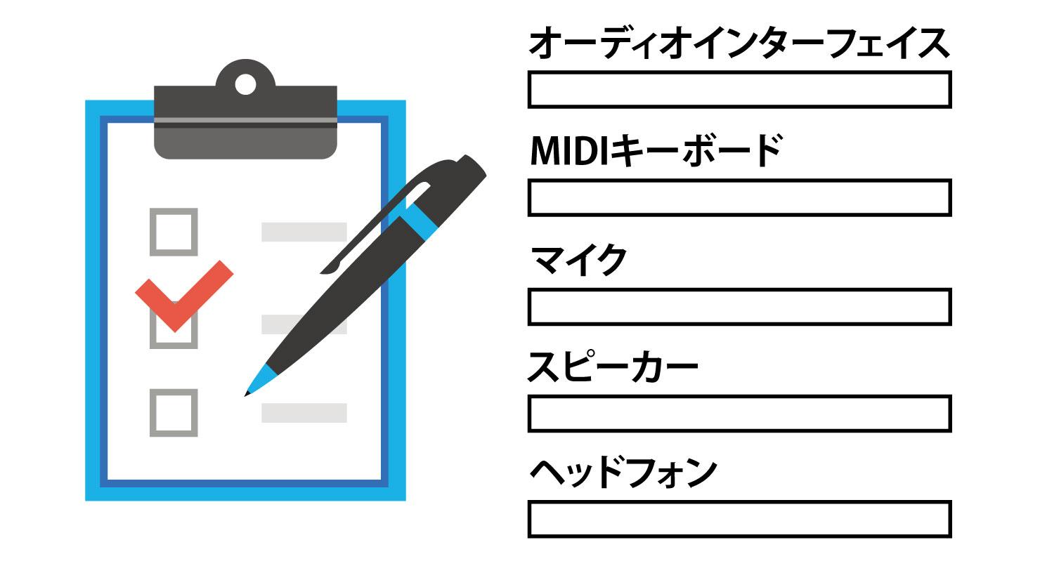 DTM周辺機器アンケート2020