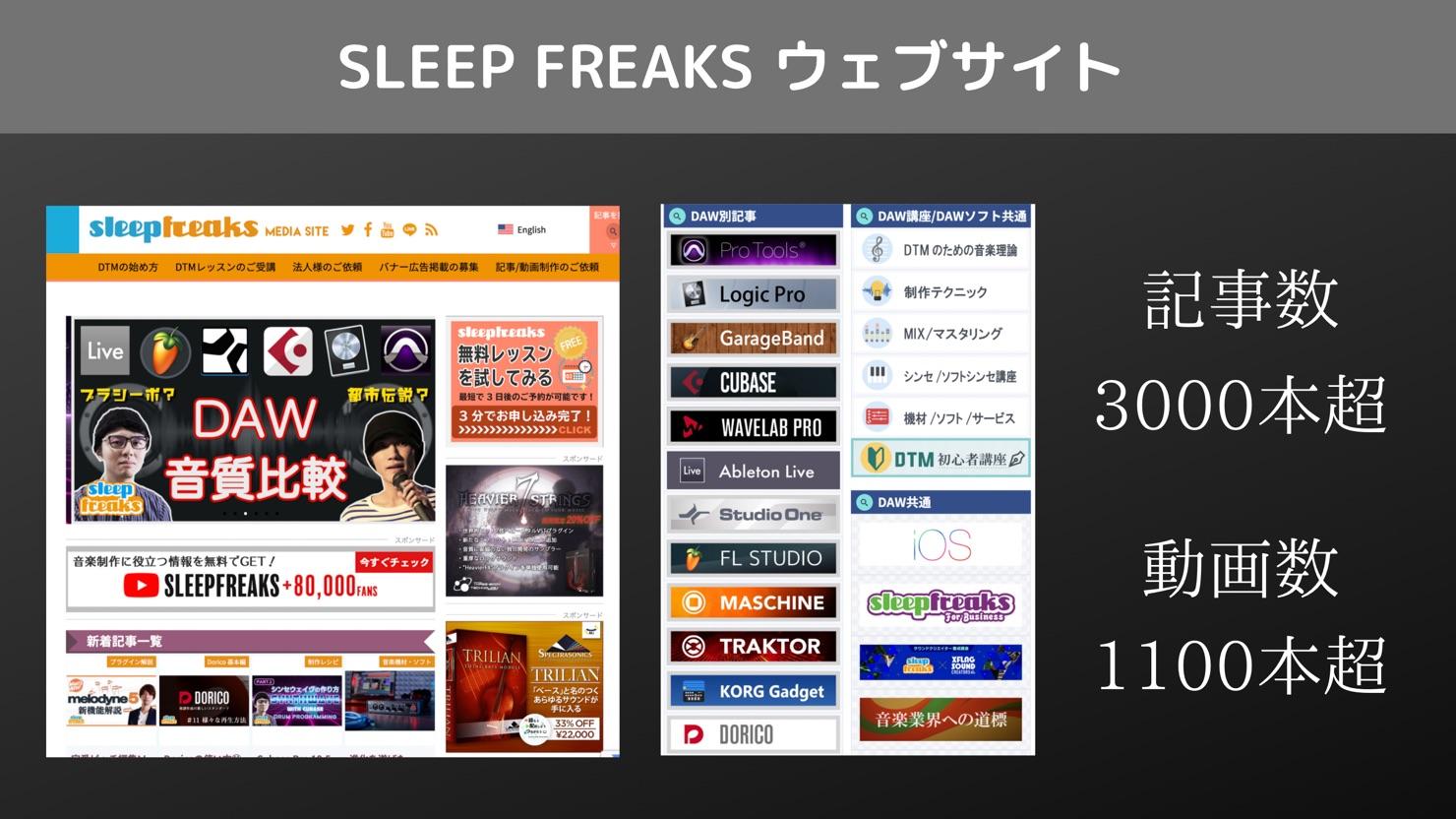 Sleepfreaks-Media-Site-Number-of-contents