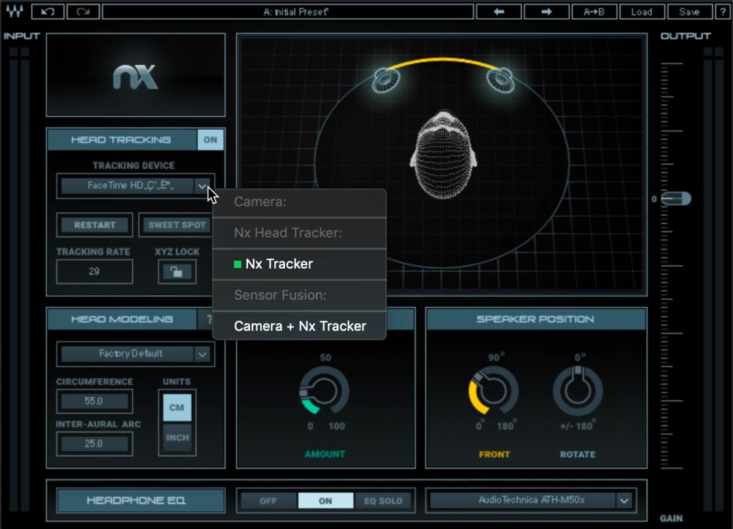Nx Tracker