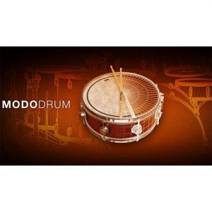 【50%OFF】史上初の物理モデリングドラム音源 「MODO DRUM」がセール中!