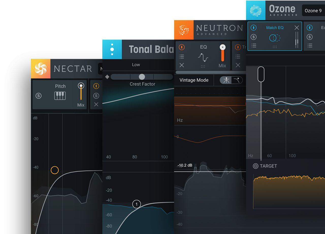 【73%OFF】Tonal Balance Control 2 登場!iZotope Tonal Balance Bundle がクロスグレードセール中!