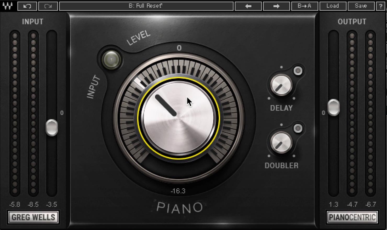 piano dark
