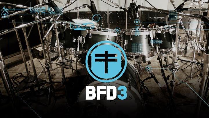 【25%OFF】大人気生ドラム音源 BFD3が在庫限りセール中!