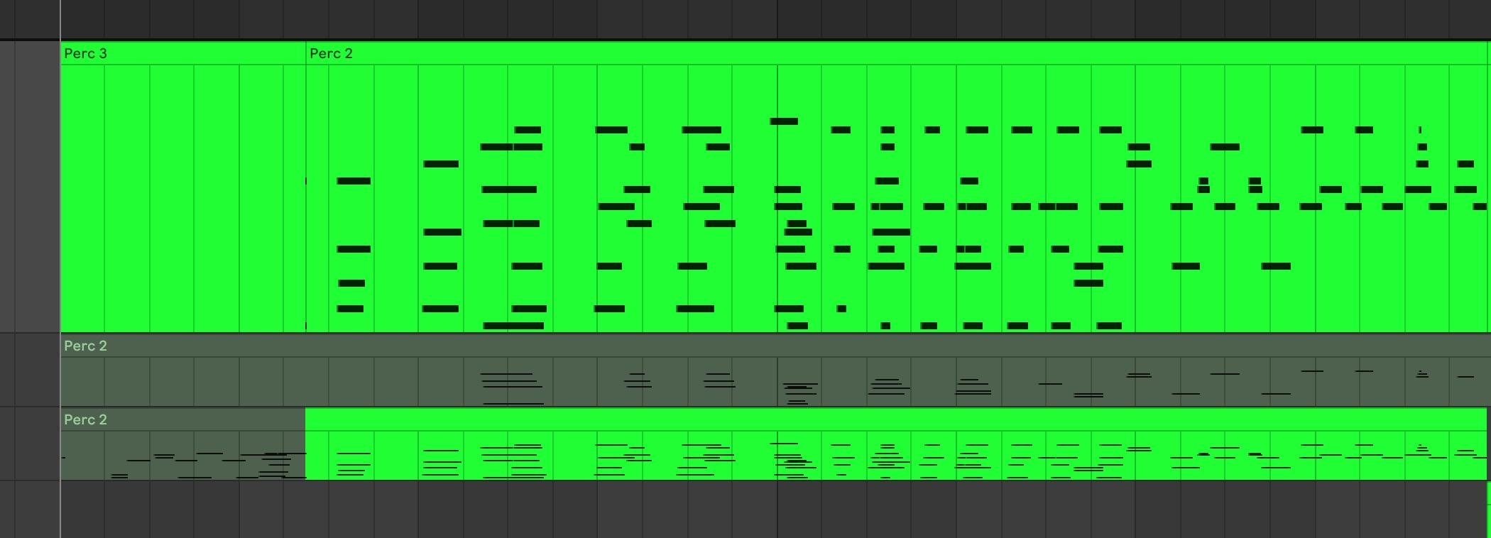MIDI_コンピング
