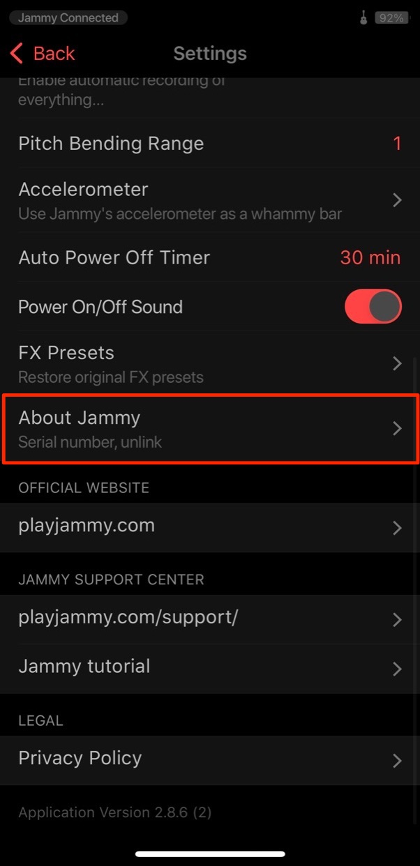 About_Jammy
