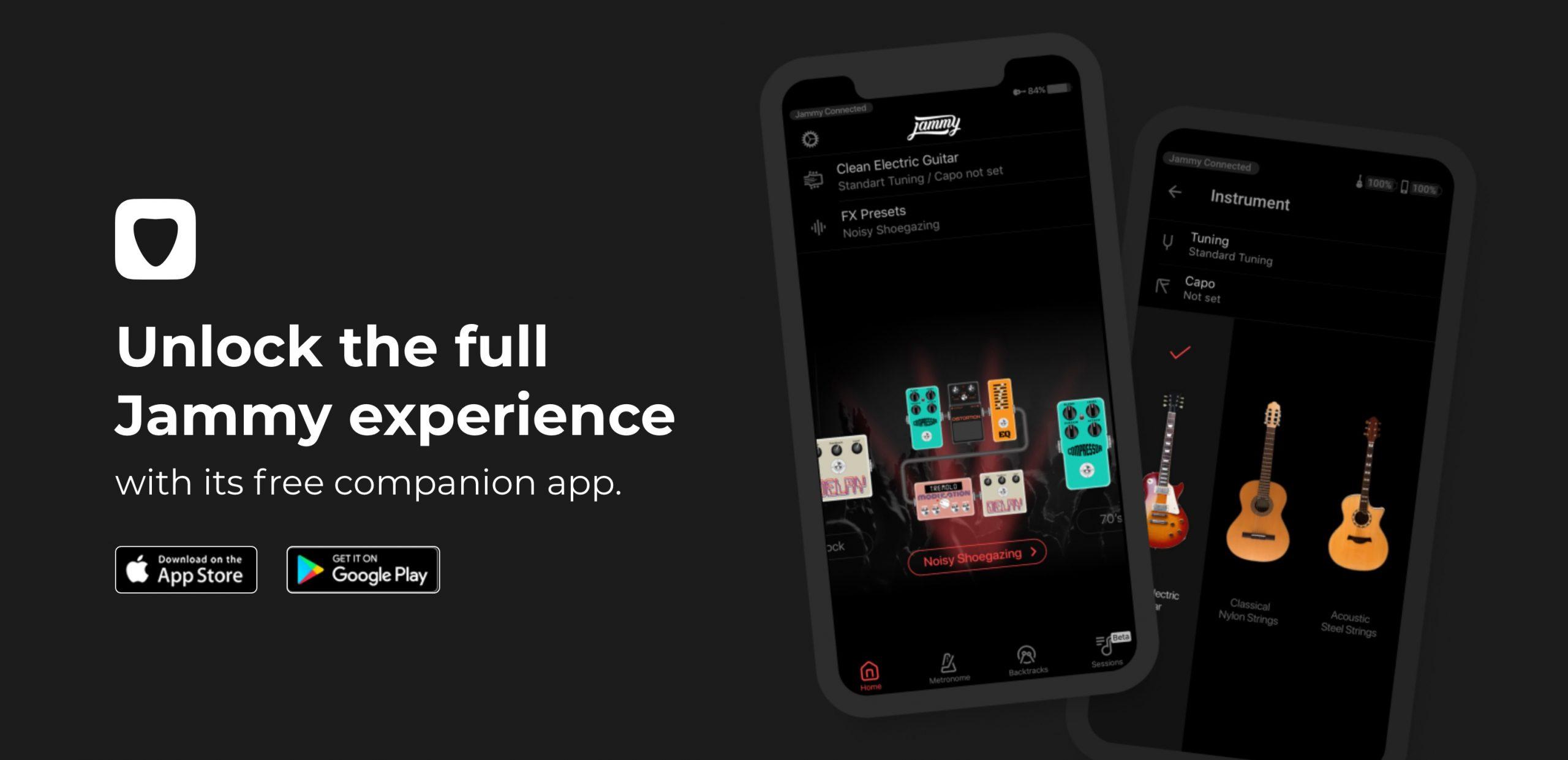 Jammy App