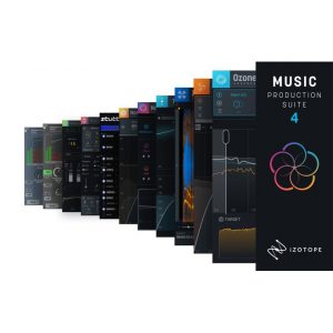 【最大52%OFF】iZotope Music Production Suite 4がブラックフライデーセール中!