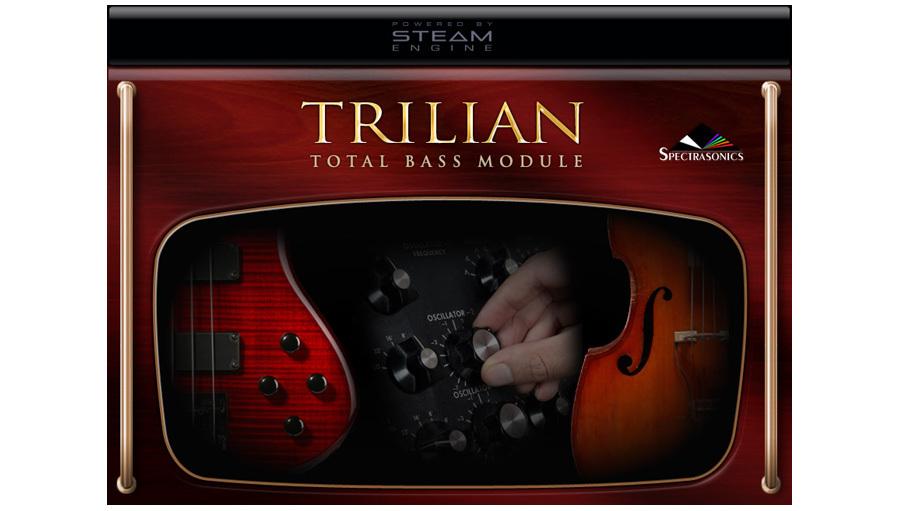 【25%OFF】ベース音源の金字塔 Spectrasonics Trilian が在庫限りセール中!さらに20%ポイント還元!