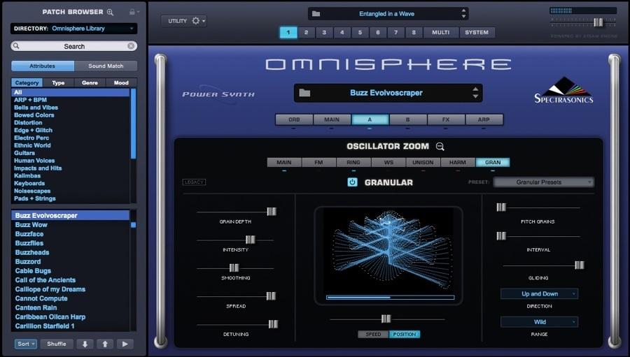 【30%OFF】Spectrasonics Omnisphere 2が在庫限りセール中!さらに20%ポイント還元!