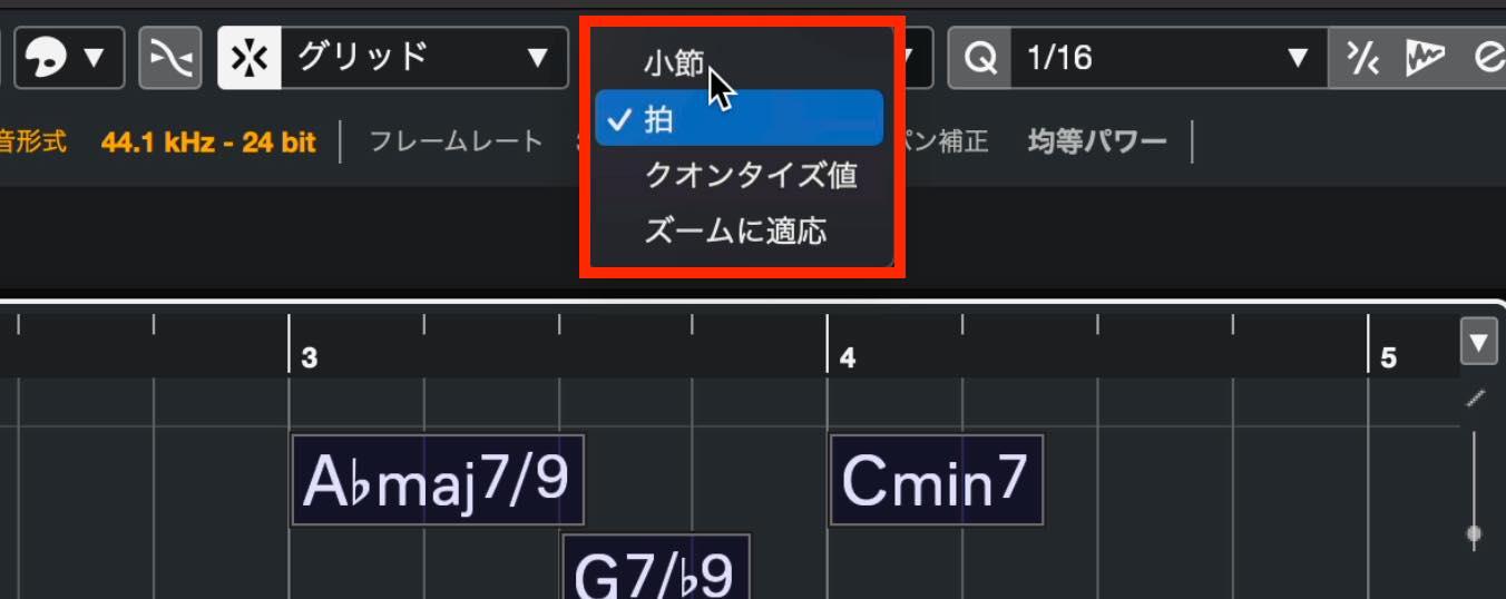grid interval
