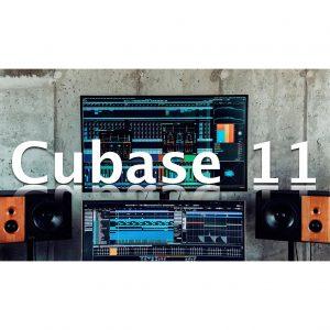 Cubase Pro 11 初級講座 動画ナビゲート