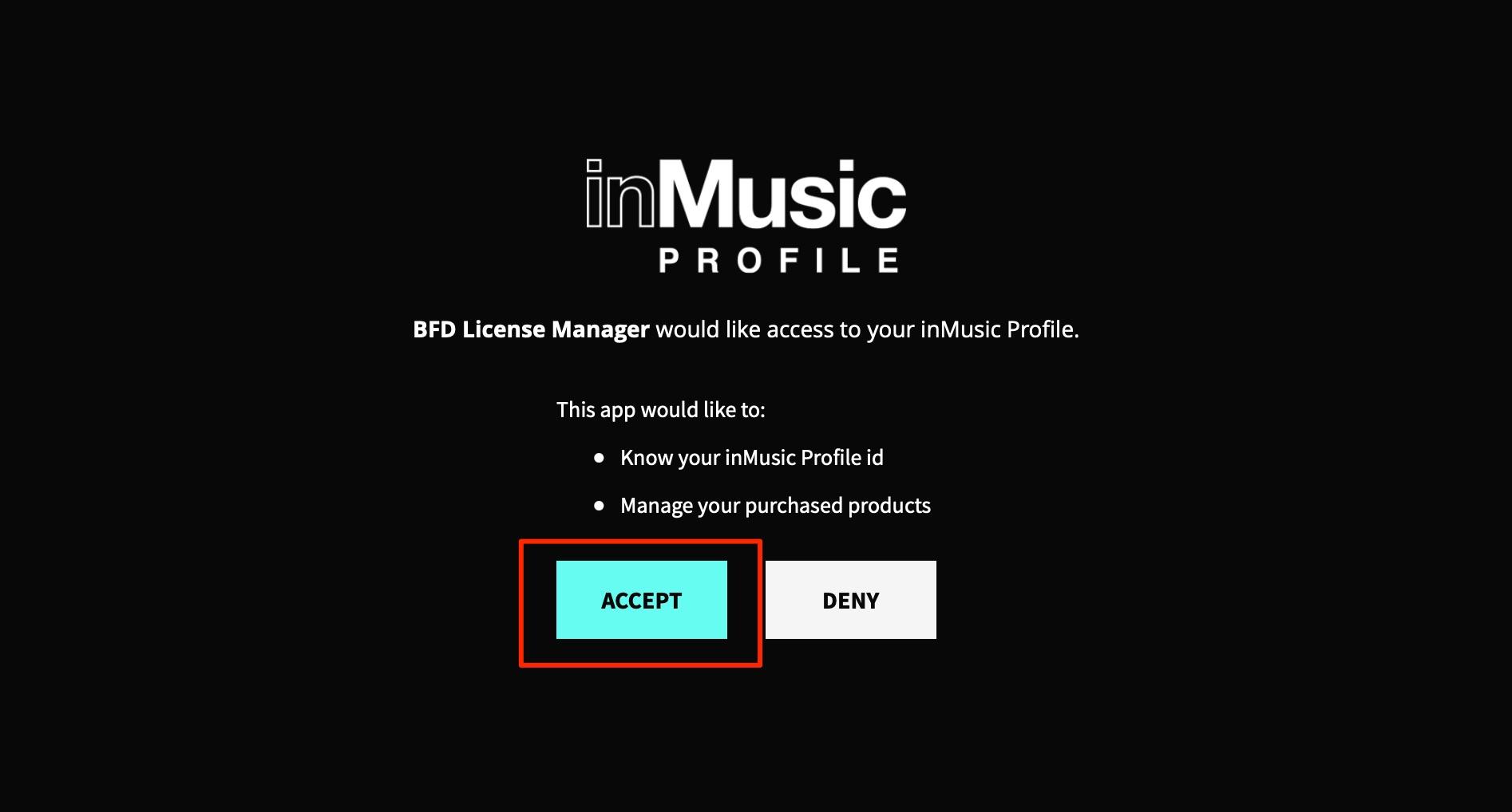 inMusic_Profile
